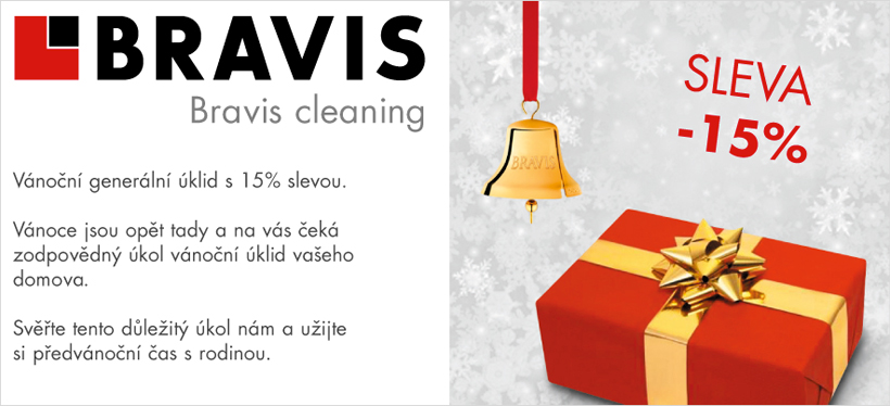 Bravis cleaning