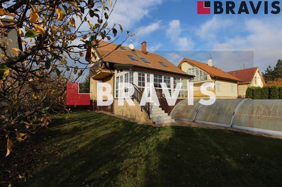 Prodej samostatně stojícího domu 5+1, Brno -